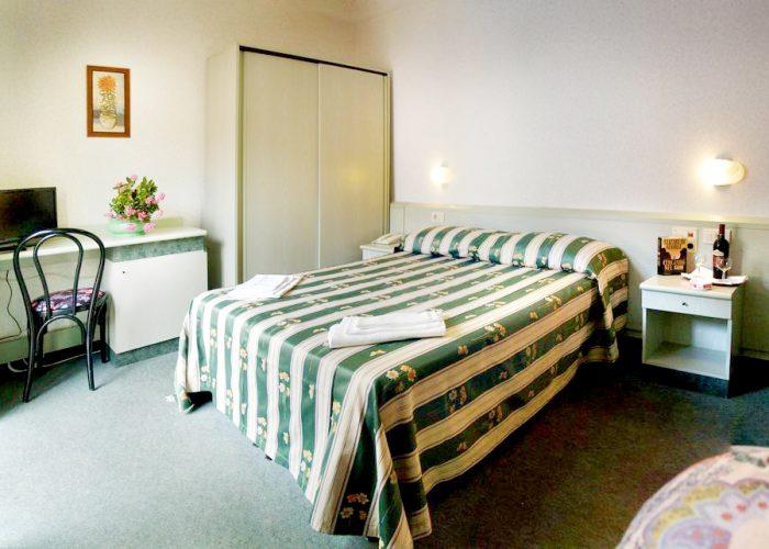 Camere dell' Albergo Aurora Hotel Castiglione della Pescaia