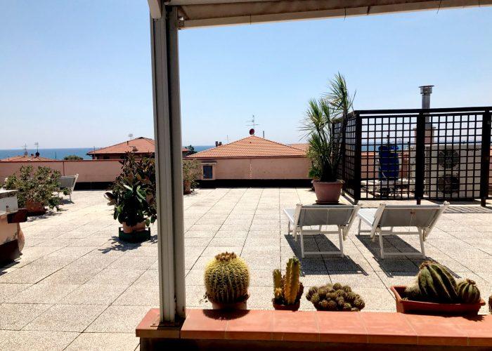 Albergo Aurora Hotel Castiglione della Pescaia con terrazza panoramica vista mare